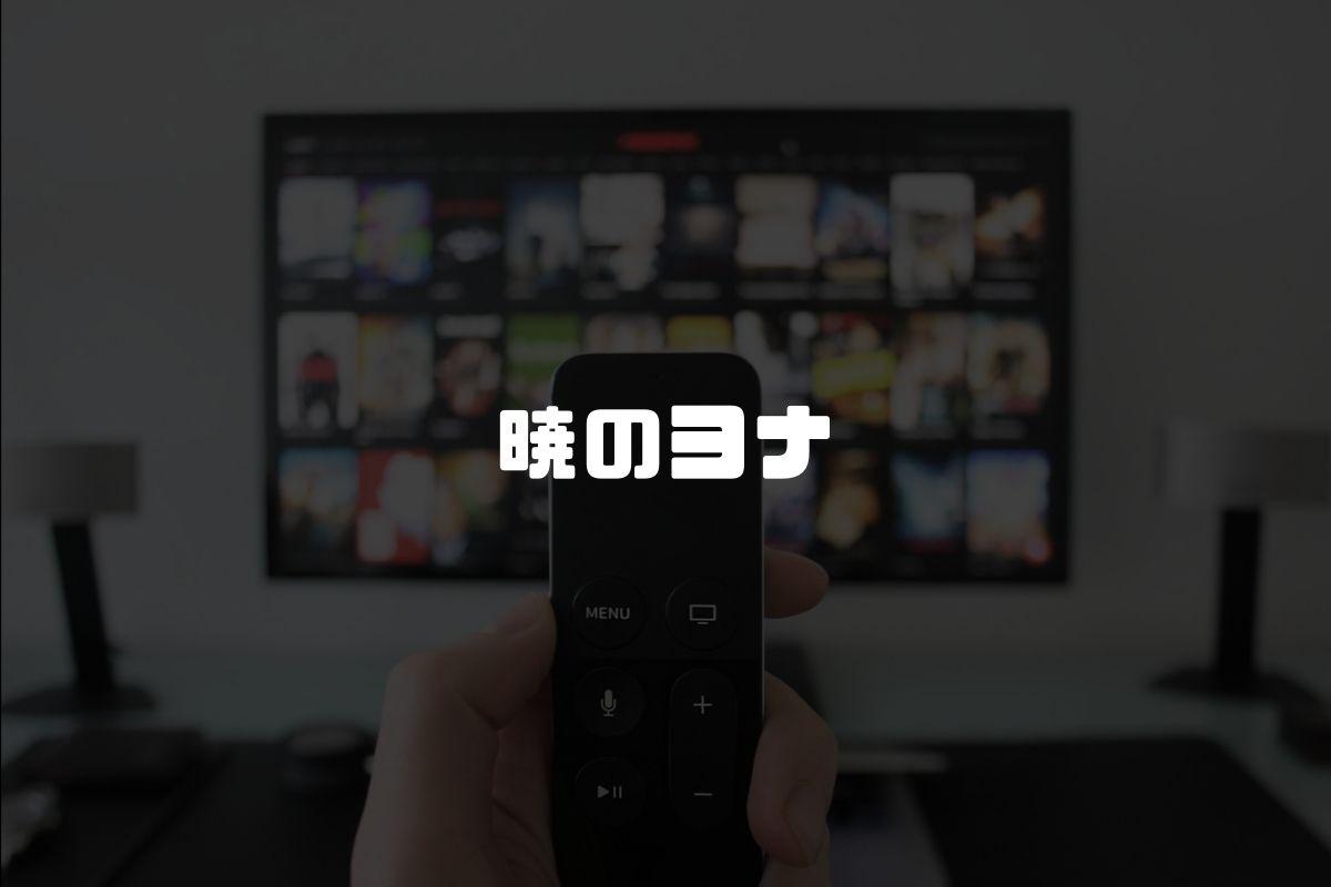 アニメ 暁のヨナ 続編