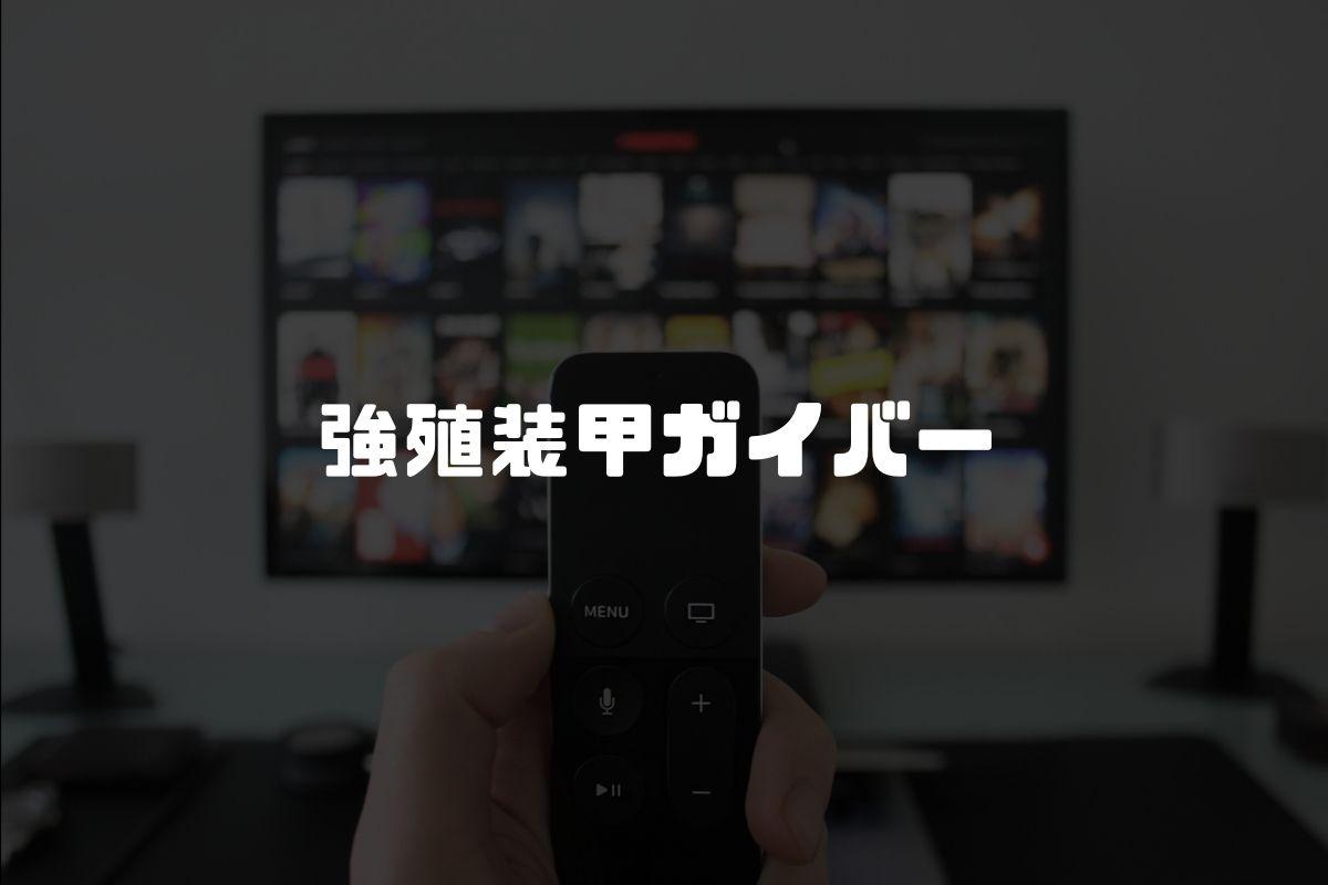アニメ 強殖装甲ガイバー 続編