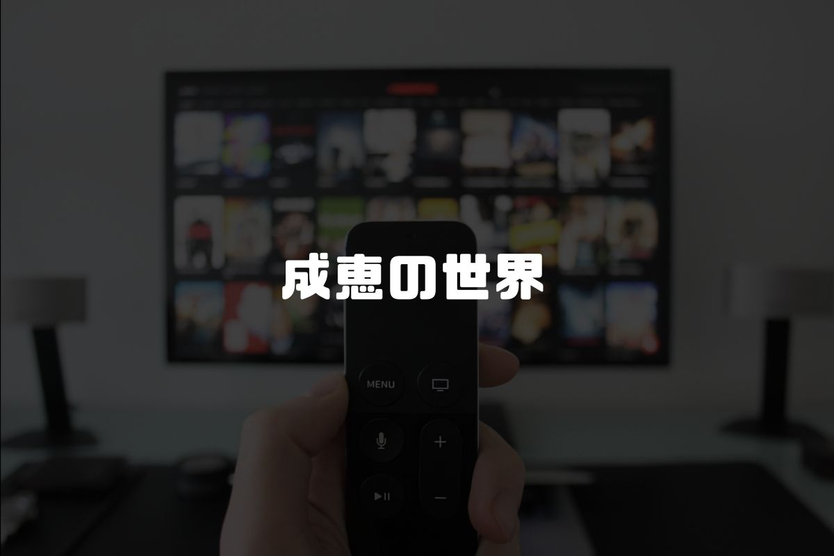 アニメ 成恵の世界 続編