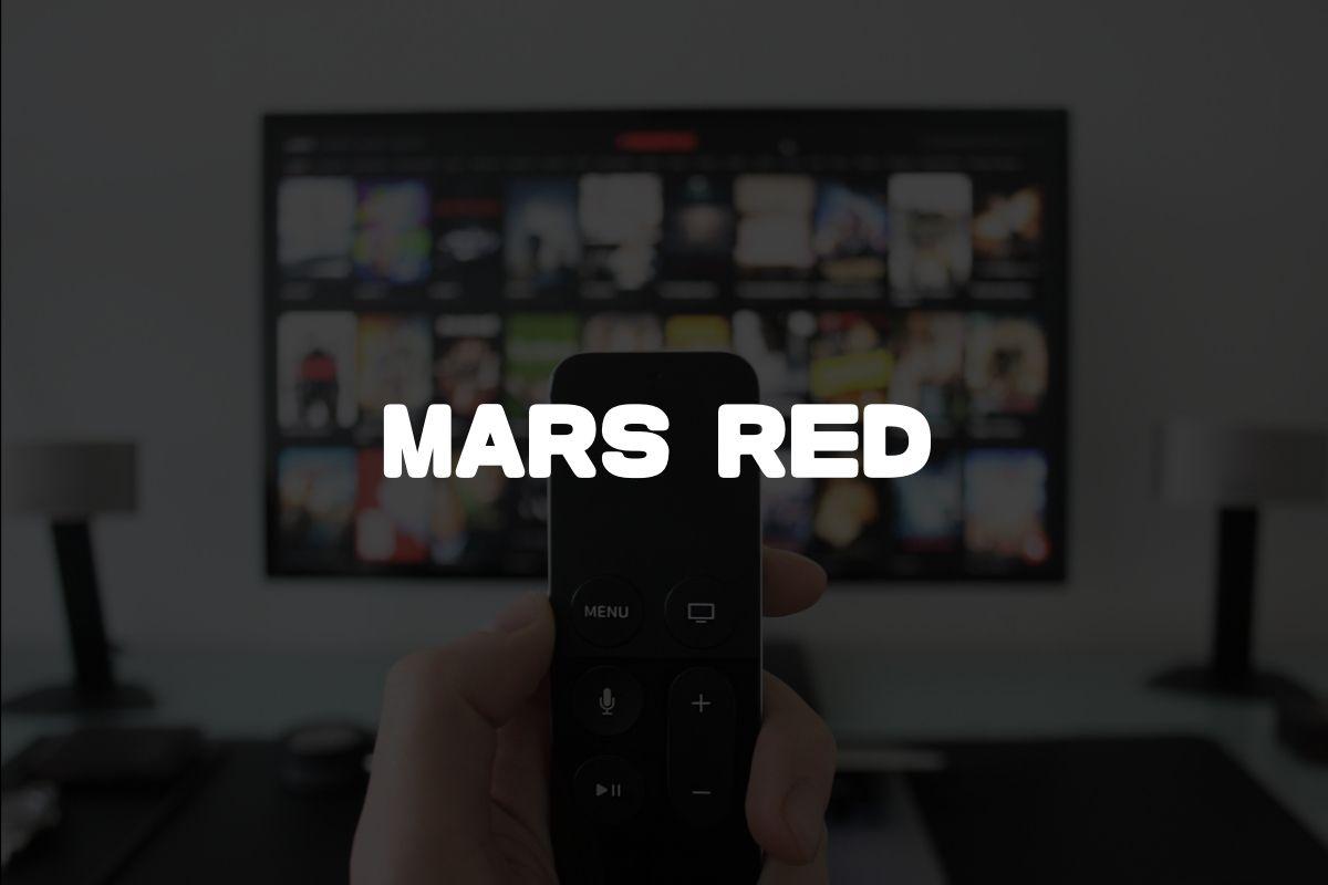 アニメ MARS RED 続編