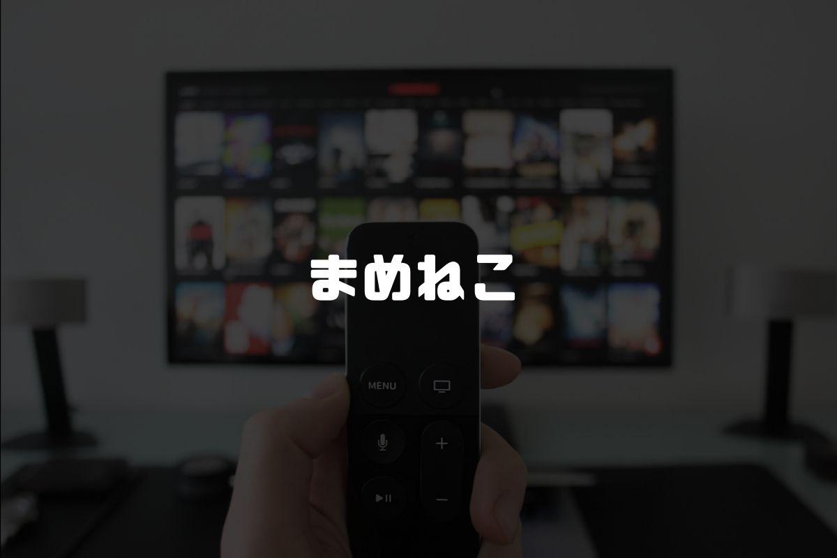 アニメ まめねこ 続編