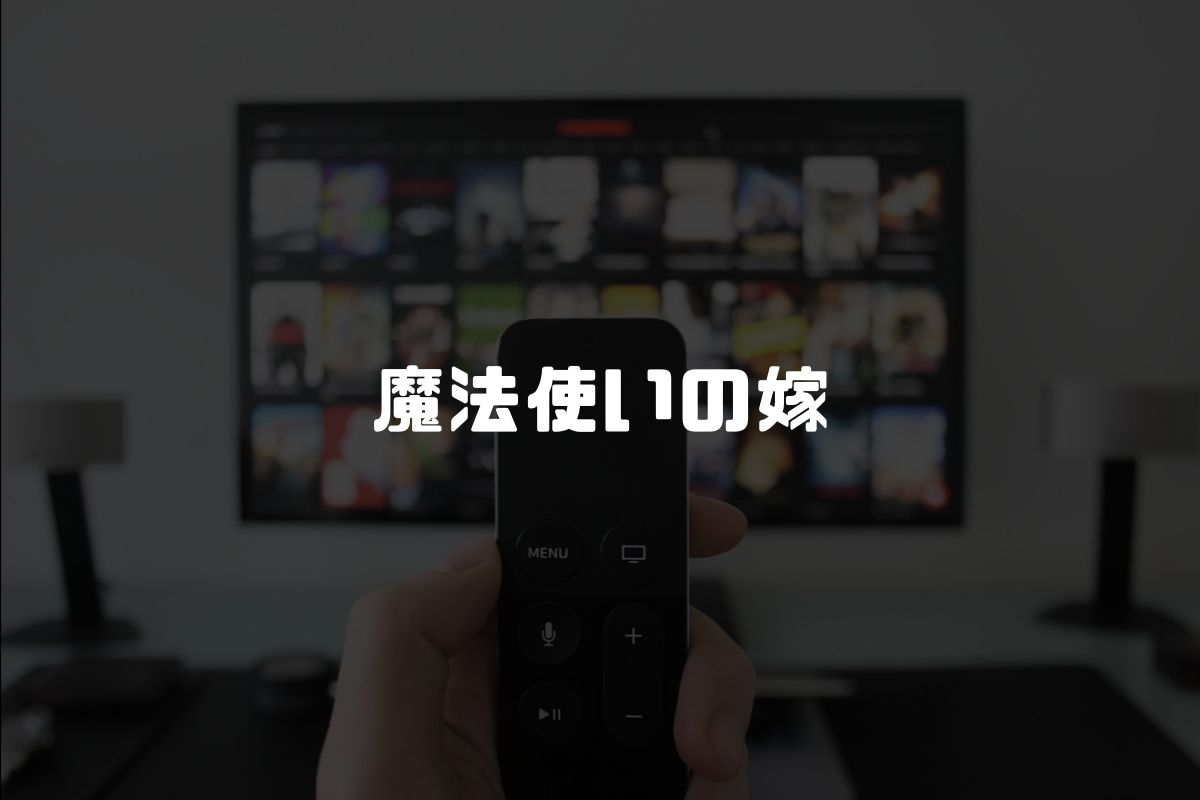 アニメ 魔法使いの嫁 続編