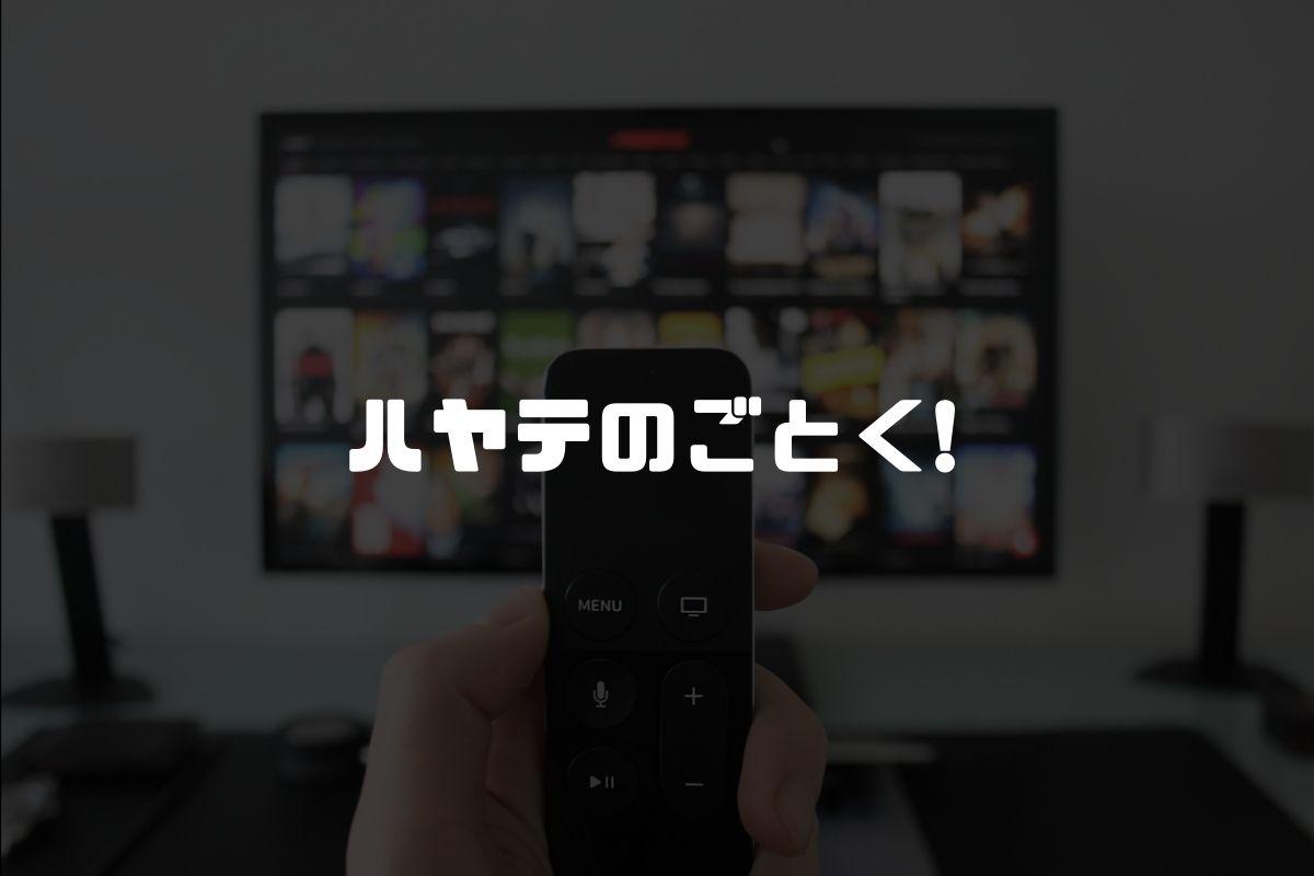 アニメ ハヤテのごとく! 続編