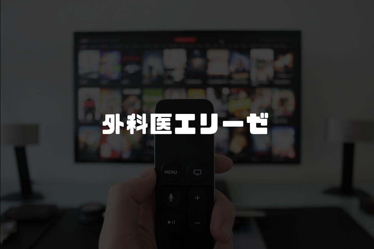 外科医エリーゼ アニメ化