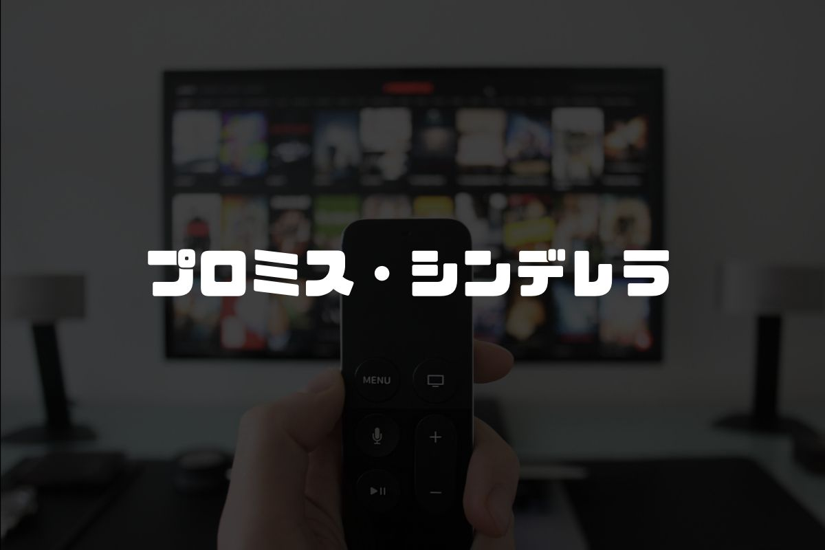 プロミス・シンデレラ アニメ化