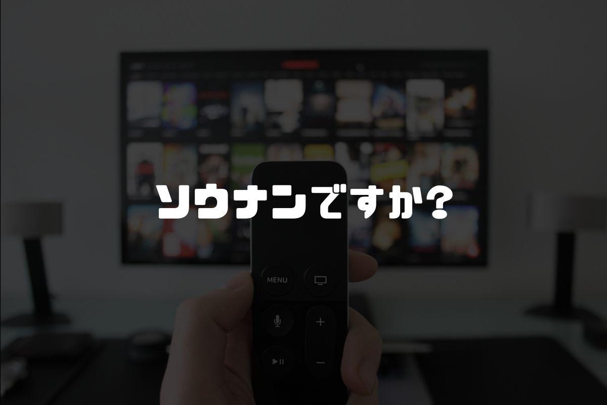 アニメ ソウナンですか? 続編