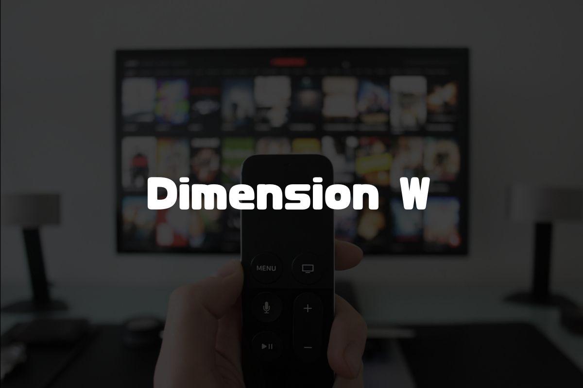 アニメ Dimension W 続編