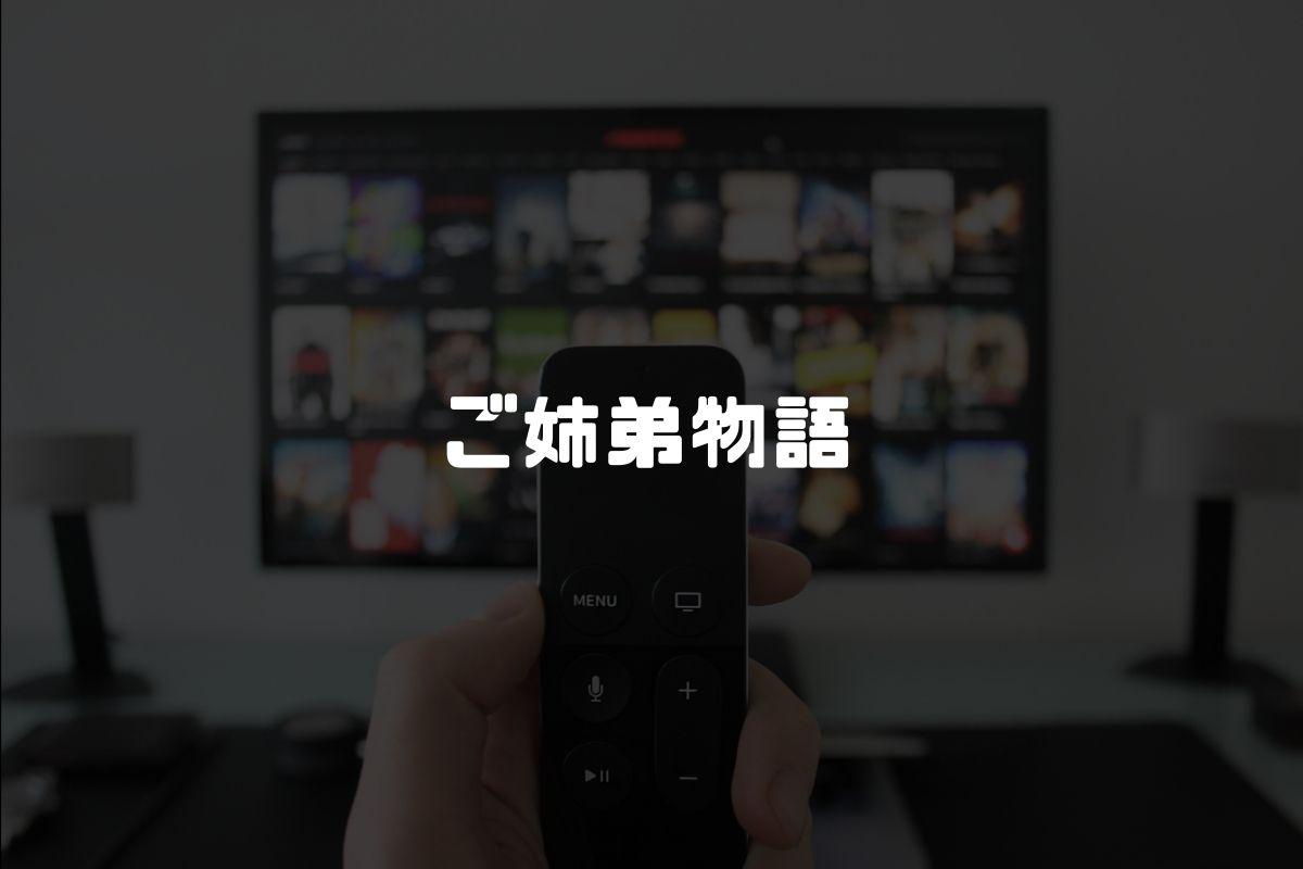 アニメ ご姉弟物語 続編