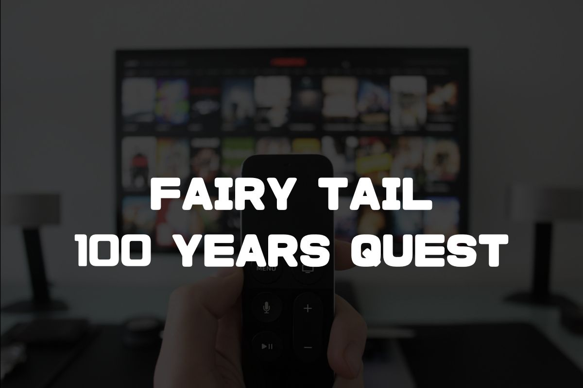 FAIRY TAIL 100 YEARS QUEST アニメ化
