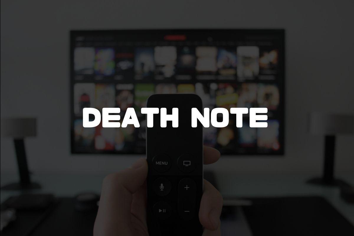 アニメ DEATH NOTE 続編
