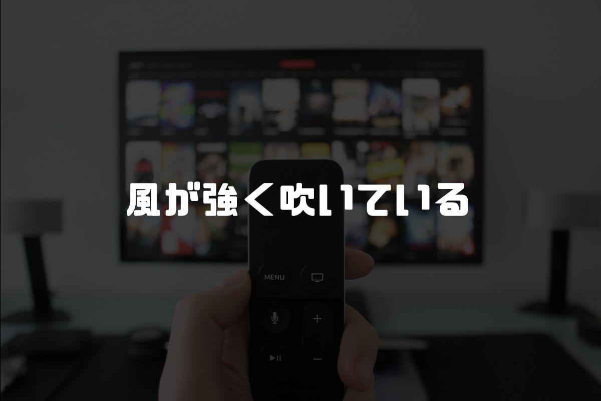 アニメ 風が強く吹いている 続編